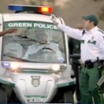 green-police
